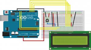 Arduino LCD Display Kullanımı