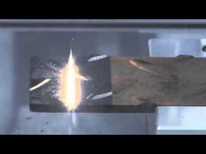 lazer ile pas temizleme demir pasını silme