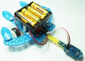 Çizgi İzleyen Robot Kodları