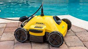 Havuz Temizleyen Robot