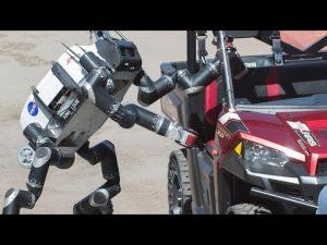 DARPA Robotik Yarışması Finalleri – Boston Dynamics
