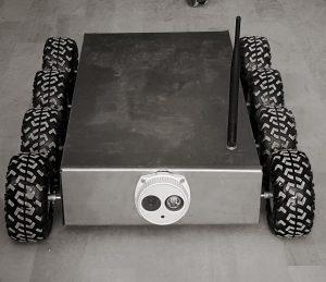 Hakan Keşif Robotu Teknik Özellikler