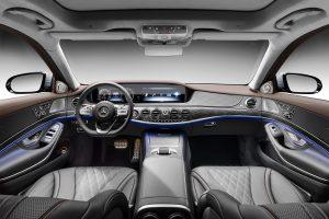 Mercedes S-Serisi 2018 Üretim ve Özel Test Sürüşü