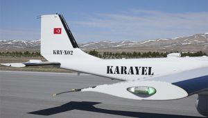 Bir İnsansız Hava Aracımız Daha Silahlandı: Vestel Karayel