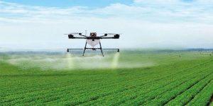 Tarımda Drone ile İlaçlama