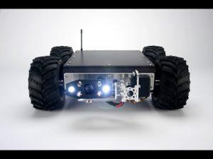 Araç Altı İnceleme Robotu