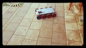Keşif robotu test Malatya